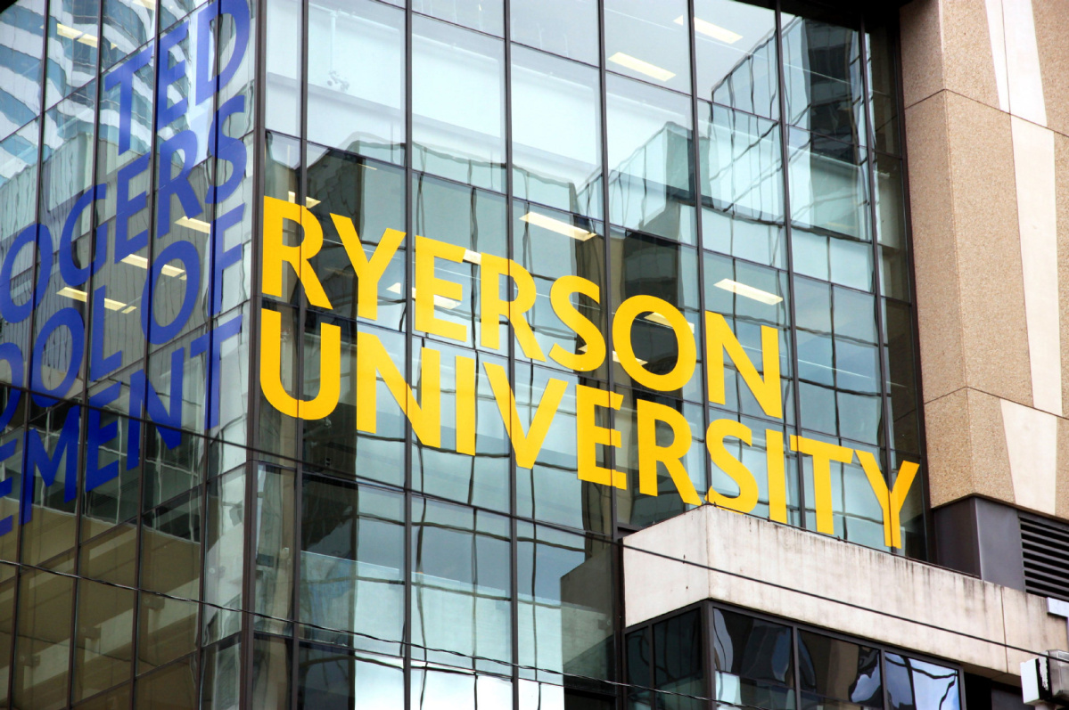 Ryerson University Campus Tour