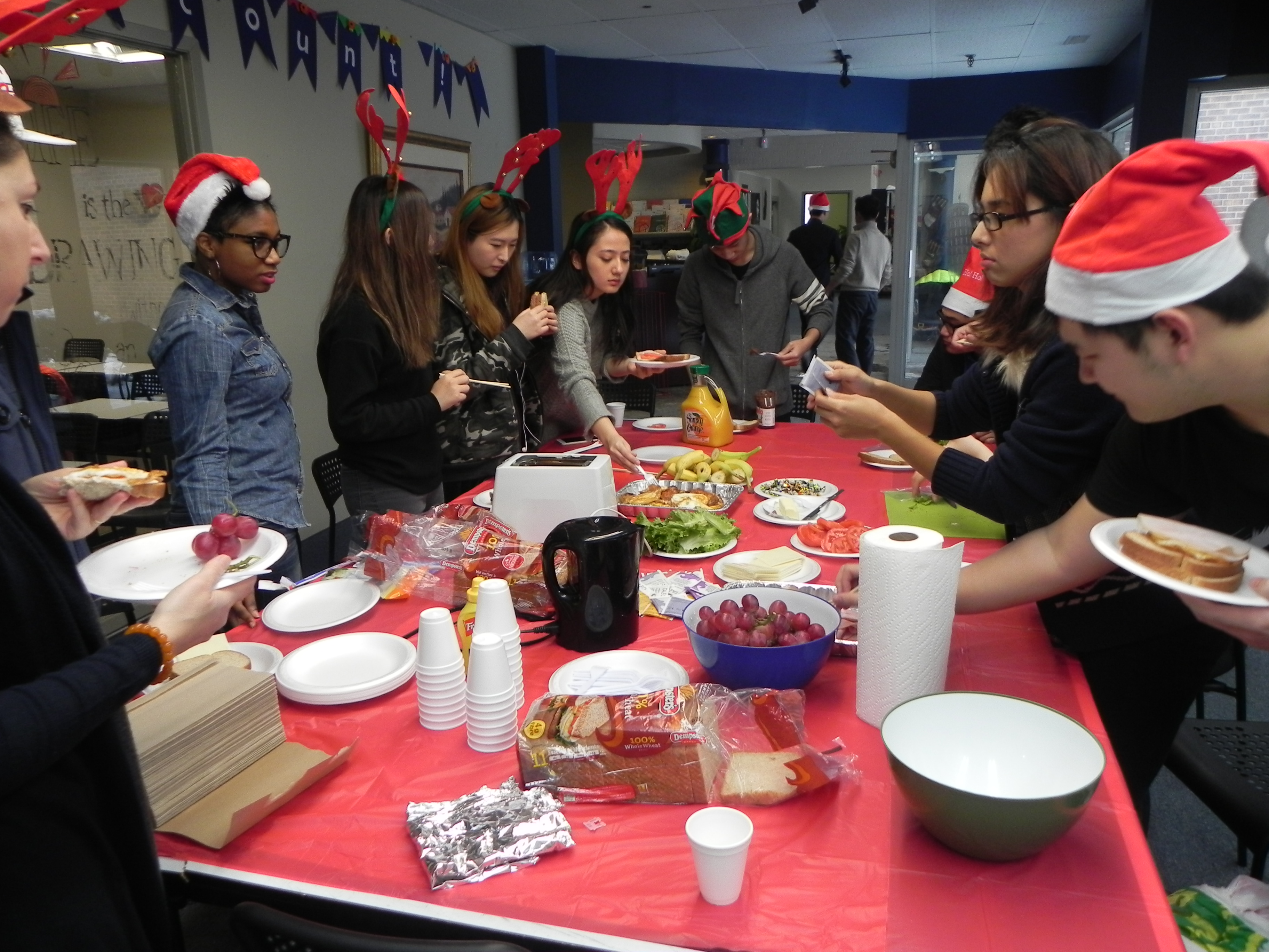 Yorkland High School Christmas Breakfast